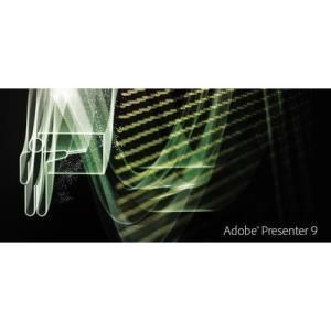 Adobe Presenter 9 (media only)
