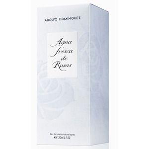 Adolfo Dominguez Agua Fresca De Rosas Eau de Toilette 120ml