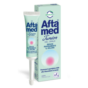 Aftamed Gel orale Junior