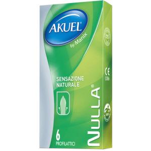 Akuel Nulla (6 pz)