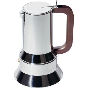 Alessi caffettiera in acciaio 9090