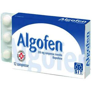 SIT Algofen 12 compresse rivestite 200mg