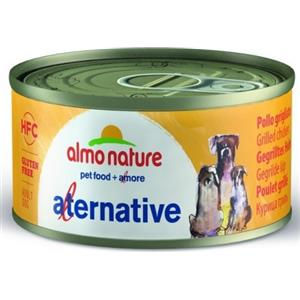 Almo Nature Alternative per Cane Adulto (Pollo grigliato)
