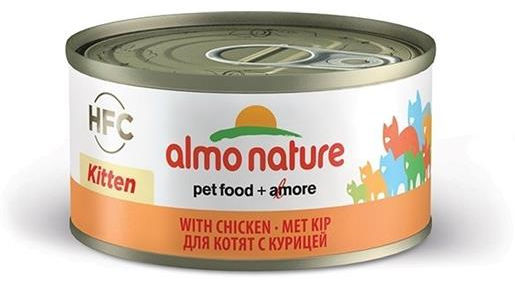 Almo Nature HFC Kitten con Pollo - umido