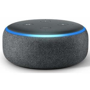 Amazon Echo Dot (Terza Generazione) Grigio