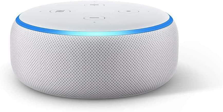Amazon Echo Dot (Terza Generazione) Bianco