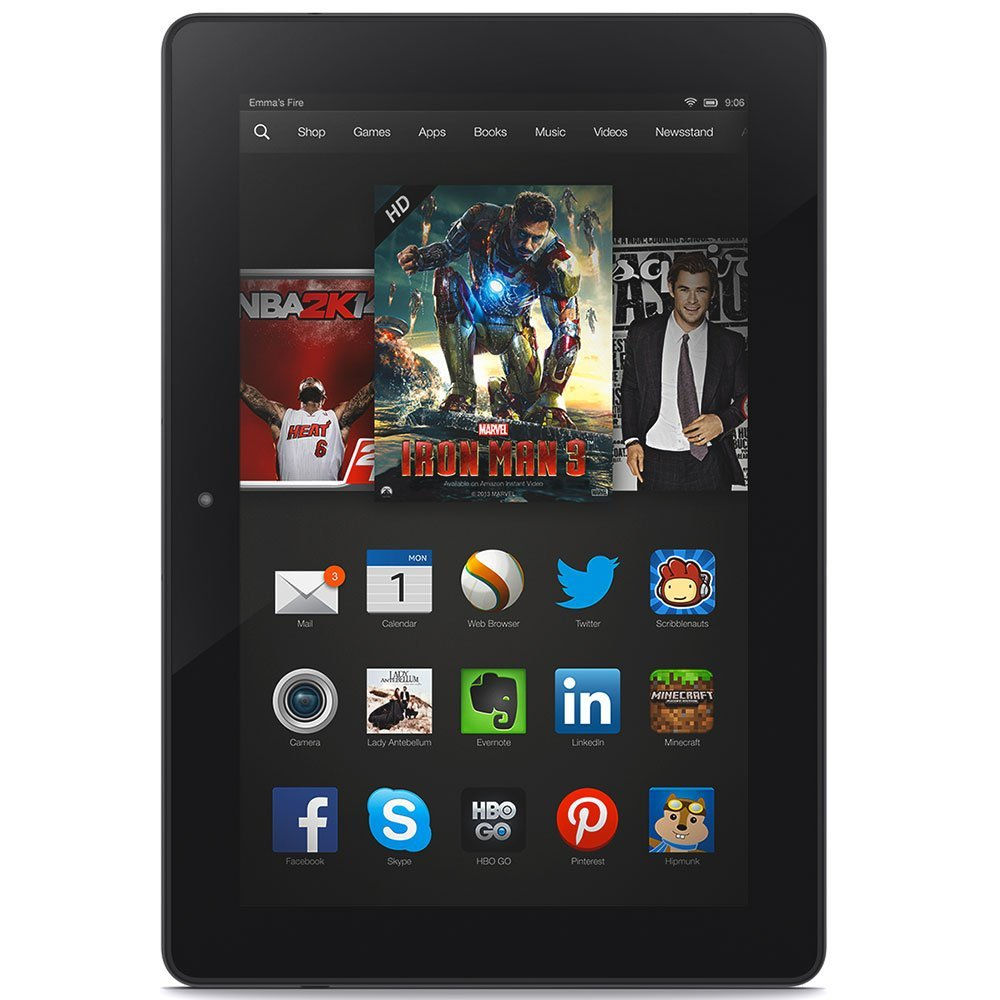"Amazon Kindle Fire HDX 8.9"" 32GB 4G"