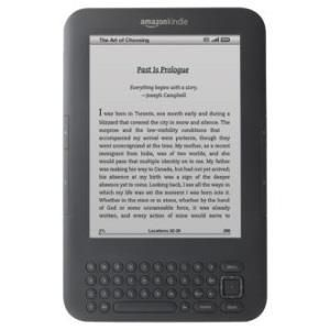 Amazon Kindle Keyboard Wi-Fi
