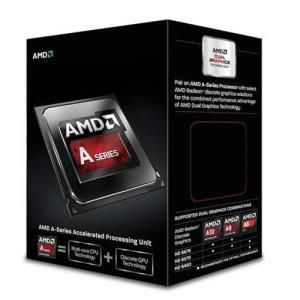 AMD A8-6600K 3.9 GHz Black Edition