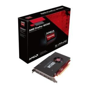 AMD FirePro W5100 4GB