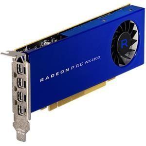 AMD FirePro WX4100 4GB