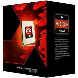 AMD FX 8320E 3.2 GHz Black Edition