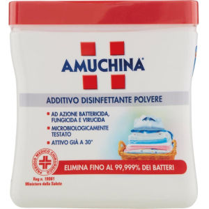 Amuchina Additivo Disinfettante Polvere