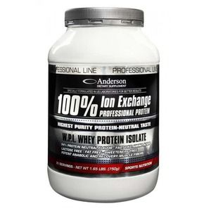 Anderson 100% Ion Exchange Professional Protein