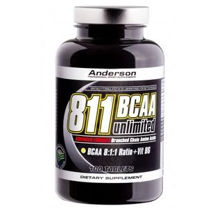 Anderson 811 BCAA Unlimited
