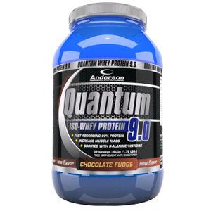 Anderson quantum 9 0
