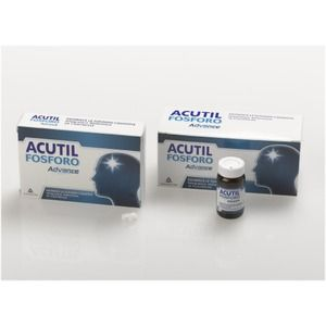 Angelini acutil fosforo advance 10flaconcini