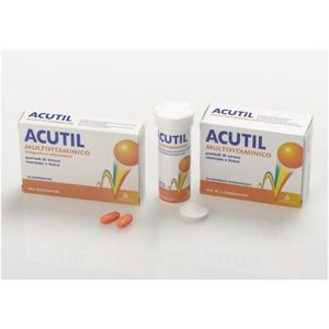 Angelini Acutil Multivitaminico 20compresse effervescenti