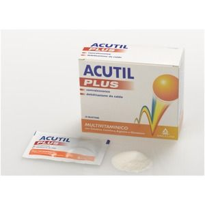 Angelini Acutil Multivitaminico Plus
