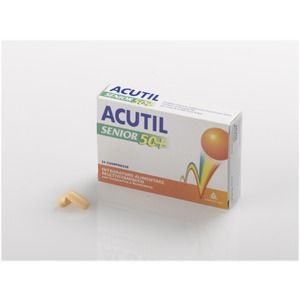 Angelini Acutil Multivitaminico Senior
