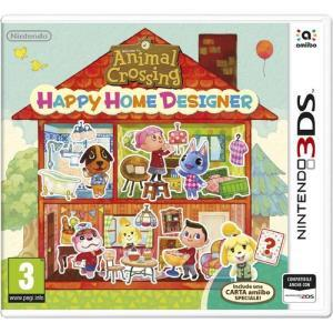 Nintendo Animal Crossing Happy Home Designer