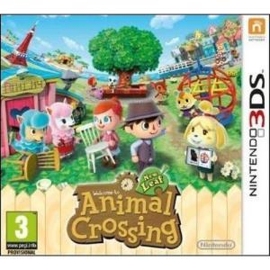 Nintendo Animal Crossing New Leaf
