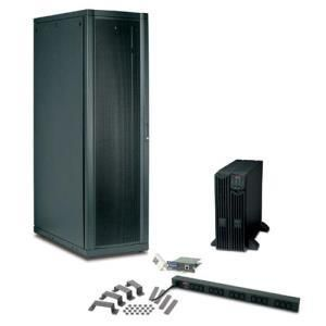 APC InfraStruXure Type A Two Rack Smart-UPS RT 3000VA Basic System