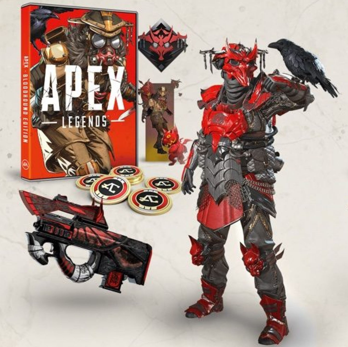 Electronic Arts Apex Legends Bloodhound Edition