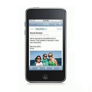 Apple ipod touch 8 gb 3g