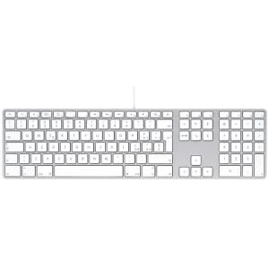 Apple keyboard con tastierino numerico