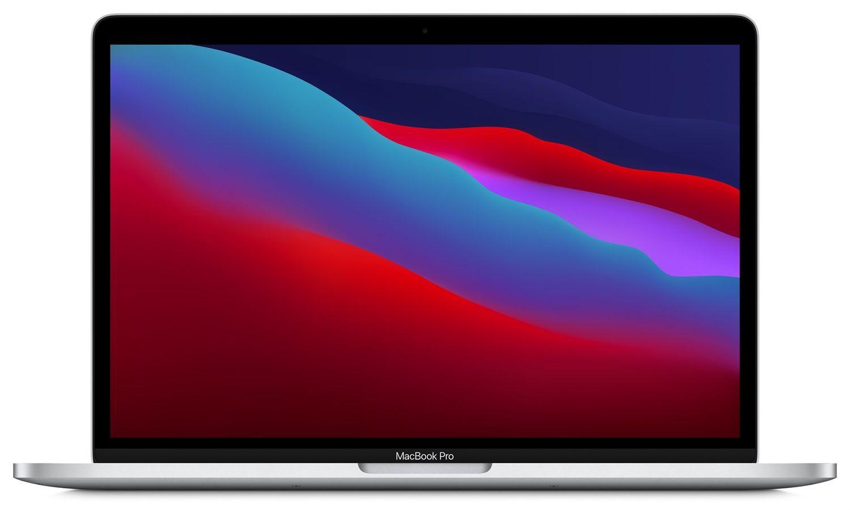 "Apple MacBook Pro M1 13"" (2020) M1 8-Core 8GB 256GB Argento (MYDA2T/A)"