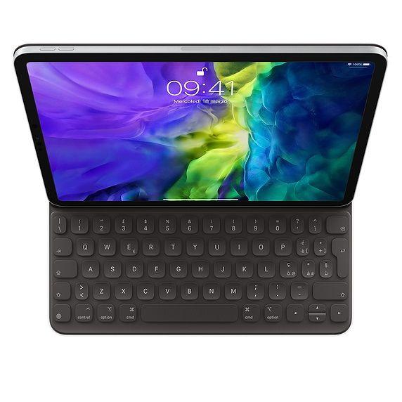 "Apple Smart Keyboard Folio per iPad Air (quarta generazione) e iPad Pro 11"" (seconda generazione)"