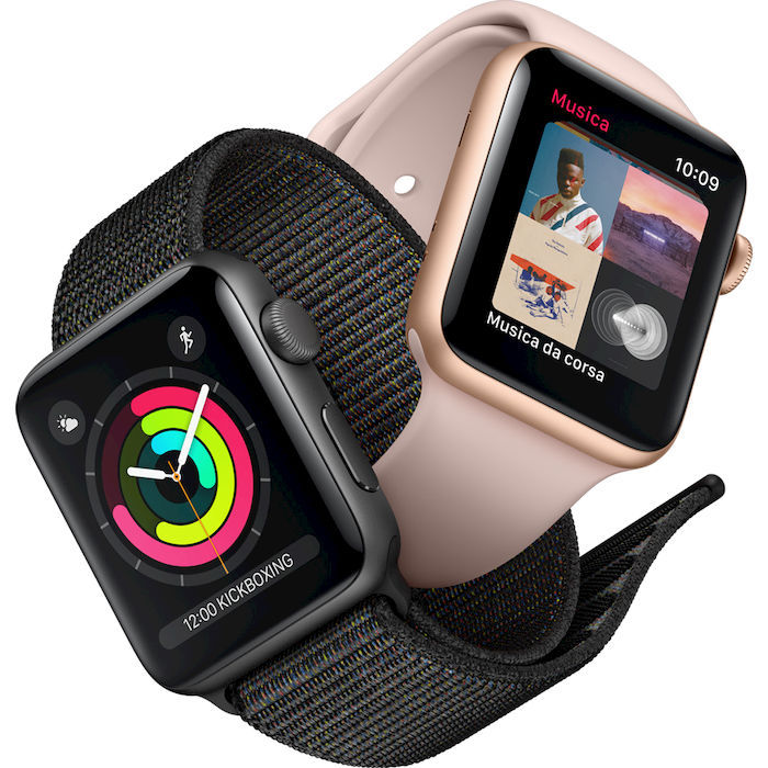 Apple Watch5 44mm Nero