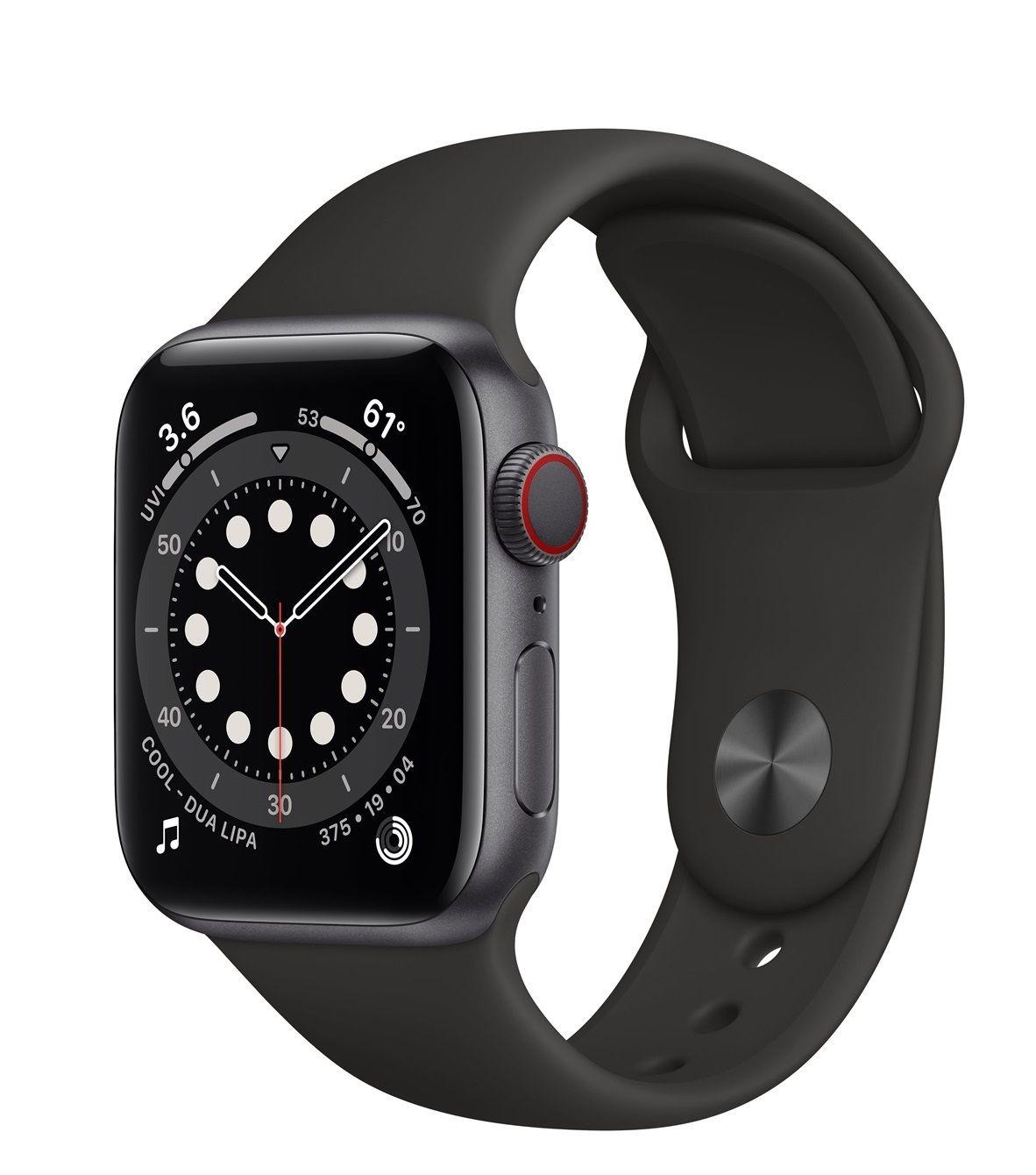 Apple Watch Series 6 40mm (2020) Nero