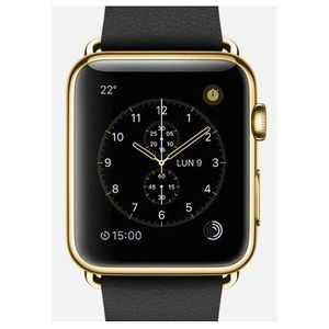 Apple Watch Edition Oro Giallo 42mm