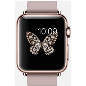 Apple Watch Edition Oro Rosa 38mm