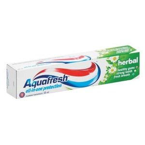 Aquafresh Dentifricio Herbal