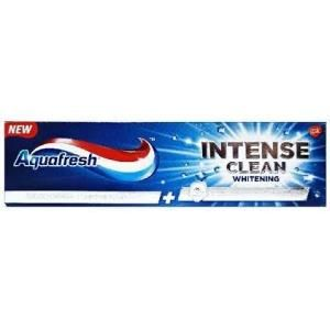 Aquafresh Dentifricio Intense Clean Whitening