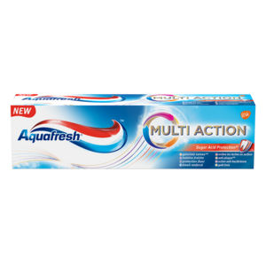 Aquafresh Dentifricio Multi Action