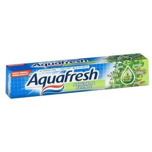 Aquafresh Dentifricio Natural & Science