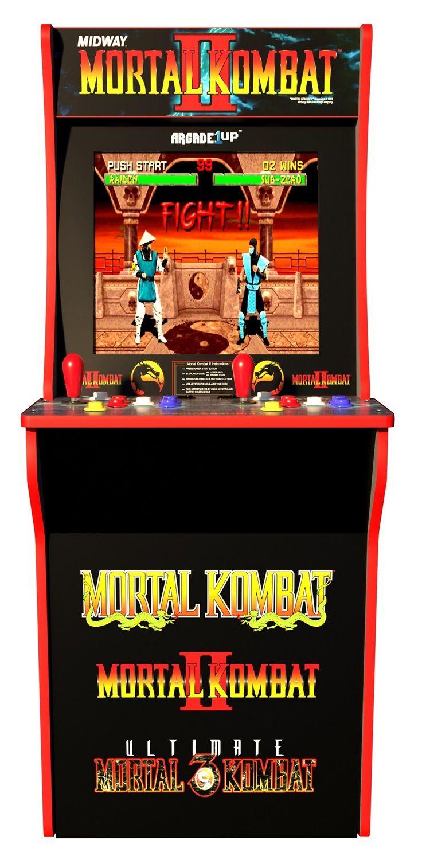 Arcade1Up Cabinato Arcade Mortal Kombat