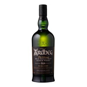 Ardbeg Whisky Ten Years Old