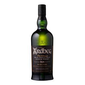Ardbeg whisky ten years old