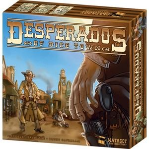 Asmodée Desperados of Dice Town