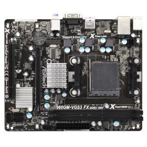 Asrock 960gm vgs3 fx