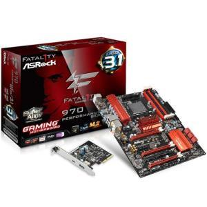 Asrock fatal1ty 970 performance 3 1