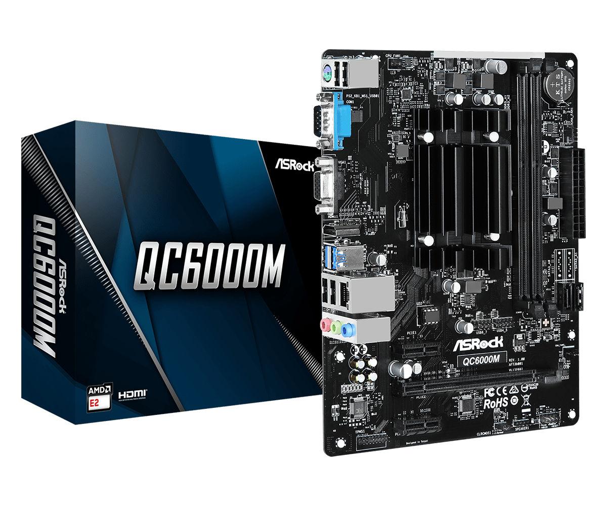 AsRock QC6000M