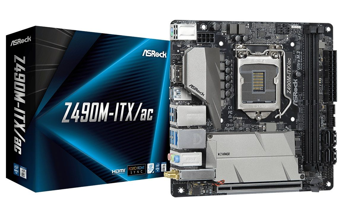 AsRock Z490M-ITX/ac