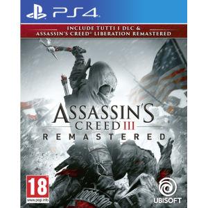 Ubisoft Assassin's Creed III Remastered