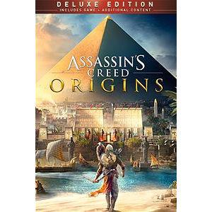 Ubisoft Assassin's Creed Origins Deluxe Edition